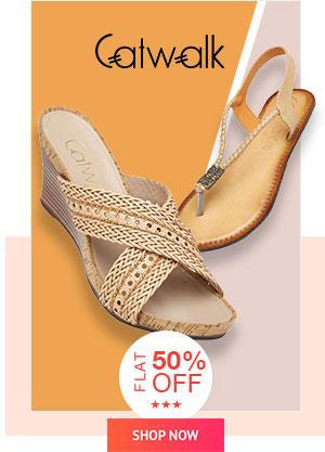 Catwalk - Flat 50% Off