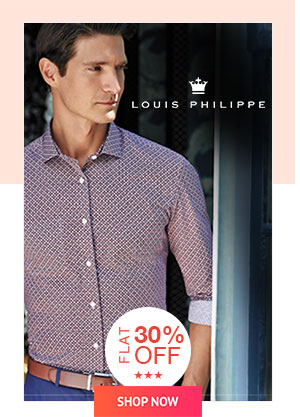 Louis Philippe - Flat 30% Off